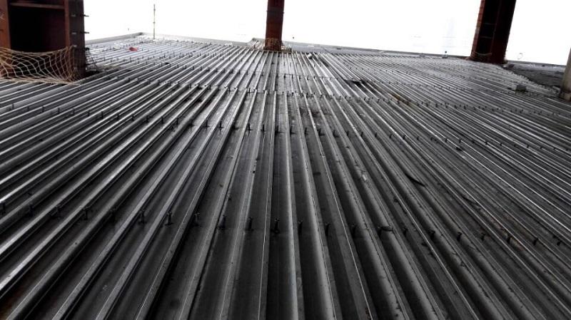 壓型鋼板-上海樂上壓型鋼板-確保降低客戶10%的壓型鋼板成本